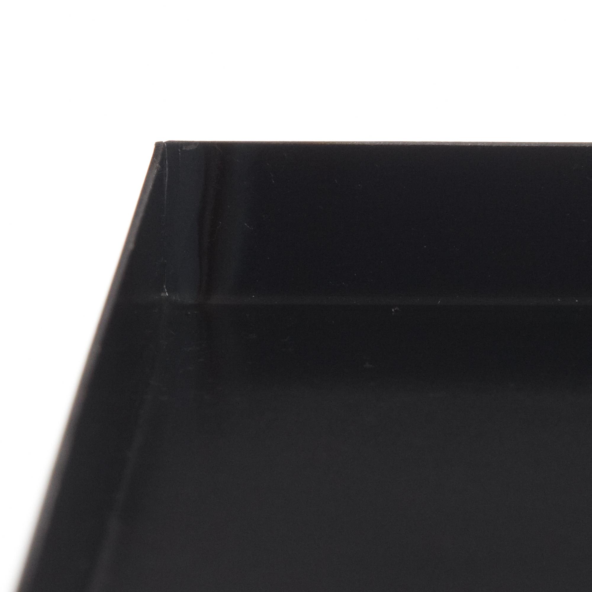 plaque en t le d 39 acier 600x400 mm bords droits mjpro. Black Bedroom Furniture Sets. Home Design Ideas