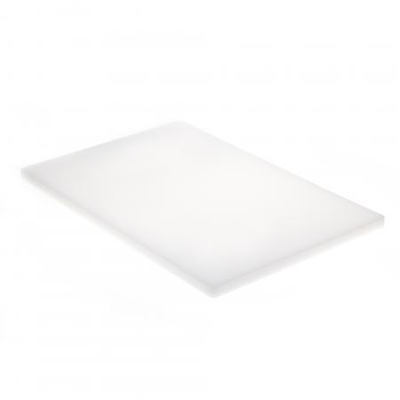 planche d couper en poly thyl ne 600x400x20 mm mjpro restauration collective equipement. Black Bedroom Furniture Sets. Home Design Ideas